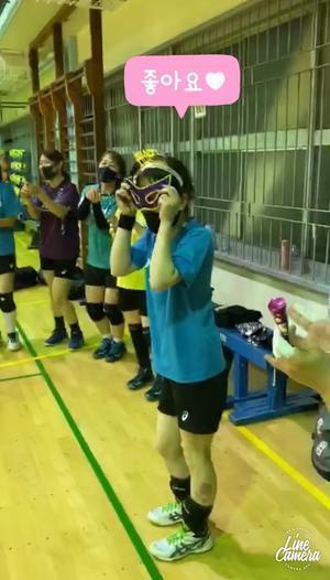 9月のはぴば - おばさん的排球道 ~第二松江クラブのブログだよっ!~