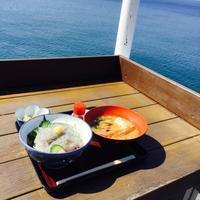 海を見ながらしらす丼・・江の島魚見亭 - ハレクラニな毎日Ⅱ