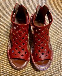 赤い靴 買いました❤ - いつとこ気まぐれブログ