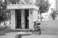 放尿する老人と腎臓結石の痛い思い出 - 照片画廊