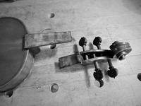 バイオリン継ぎネック修理など - 村川ヴァイオリン工房
