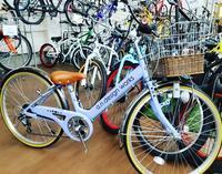 an designworksのV246のパー... - 滝川自転車店