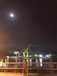 十六夜の尾道水道🌕 - ぷりぷりeveryday