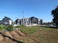 新河岸の家 外部塗装・まもなく大工工事終了 - 早田建築設計事務所 Blog