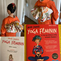 Mon cahier Yoga Féminin 出版記念 - 着物でパリ