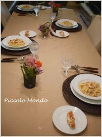 いちじく尽くしメニューのレッスンが終了しました♪ - Romy's Mondo ~料理教室主宰Romyの世界~