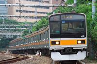 2020 8 18 中央快速線 209系1000番台 トタ81編成 - kudocf4rの鉄道写真とカメラの部屋2nd