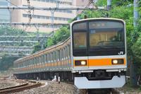 2020 8 18 中央快速線 209系1000番台 トタ82編成 - kudocf4rの鉄道写真とカメラの部屋2nd