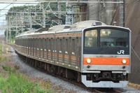 2020 9 2 武蔵野線 205系 M4編成 - kudocf4rの鉄道写真とカメラの部屋2nd
