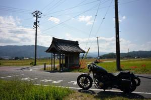 レンタルバイクで大型を楽しむ -