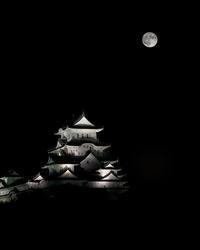 満月 - さすらい写人
