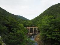 2020.07.25 幌満川第2発電所ダム - ジムニーとハイゼット(ピカソ、カプチーノ、A4とスカルペル)で旅に出よう