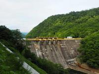 2020.07.25 幌満川第3発電所ダム - ジムニーとハイゼット(ピカソ、カプチーノ、A4とスカルペル)で旅に出よう