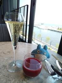 インターコンチネンタル横浜ピア8の夏2020(2)- クラブラウンジのグルメ編 - Pockieのホテル宿フェチお気楽日記III