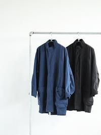 Porter ClassicWEATHER MILITARY COAT - 『Bumpkins putting on airs』