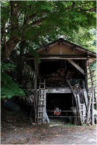 2階建てガレージ - HIGEMASA's Moody Photo