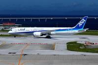 ANA B787-9 JA895A - 南の島の飛行機日記