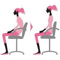 正しい座り方を身につけて腰を守ろう - フィットプラス三鷹+カフェ