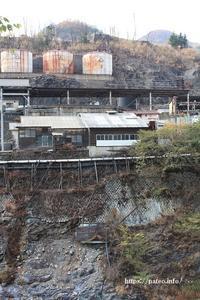 閉山して旧足尾銅山は山深い静かな町に? - 一場の写真 / 足立区リフォーム館・頑張る会社ブログ