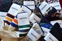 """ROTOTO""21AW本格始動!!!!!!! - DAKOTAのオーナー日記「ノリログ」"