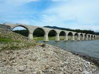 2020.07.27 タウシュベツ橋梁 - ジムニーとハイゼット(ピカソ、カプチーノ、A4とスカルペル)で旅に出よう