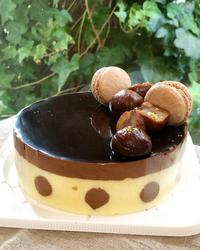 17歳のチョコレートムース - 東京都調布市菊野台の手作りお菓子工房 アトリエタルトタタン