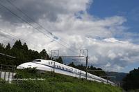 夏雲と新幹線1 - そ~ら、みてごらん