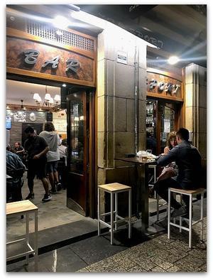 """夏のバカンス """"サンセバスチャン"""" - レストラン編 ② - - ◆Cinq*Etoiles◆"""