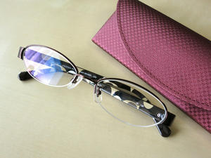初めての老眼鏡 - ときどき日誌 sur NetVillage