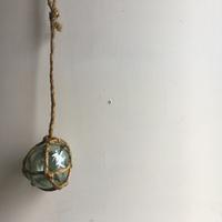 浮き玉ガラス製気泡ガラス漁具浮玉 - アンティークショップ 506070mansion 札幌 買取もやってます!