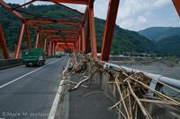 球磨川大水害-中谷橋 - Mark.M.Watanabeの熊本撮影紀行
