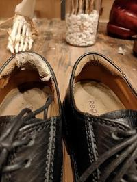 靴のカカトは大切にしたいですよね。 - Shoe Care & Shoe Order 「FANS.浅草本店」M.Mowbray Shop