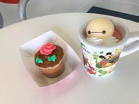 [食レポ]侮るなかれ美女と野獣のカップケーキがんまい - 東京ディズニーリポート