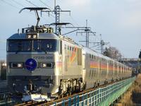 2015 12 29 EF510-509 寝台特急カシオペア - kudocf4rの鉄道写真とカメラの部屋2nd