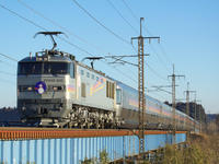 2016 2 18 EF510-510 寝台特急カシオペア - kudocf4rの鉄道写真とカメラの部屋2nd