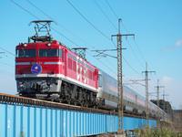 2015 3 5 EF8195 寝台特急カシオペア - kudocf4rの鉄道写真とカメラの部屋2nd