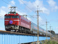 2015 3 10 EF81138 寝台特急カシオペア - kudocf4rの鉄道写真とカメラの部屋2nd