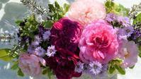 Garden Storyさんにて「実録!バラがメインの庭づくり第9話」がアップ頂きました! - バラとハーブのある暮らし Salon de Roses