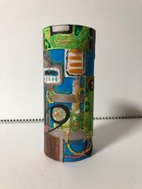 稲沢教室、芯を金属にしていく。その3 - 大﨑造形絵画教室のブログ