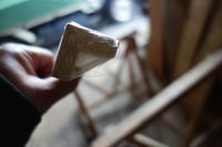 桧出隅見切りL型1本 - SOLiD「無垢材セレクトカタログ」/ 材木店・製材所 新発田屋(シバタヤ)