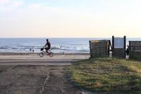 10月の海 - 写真の記憶