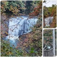 恵庭渓谷・白扇の滝の紅葉 - 気ままな食いしん坊日記2
