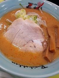 秋の北海道うまいもの会梅光軒の旭川ラーメン 味噌 - 東京ライフ