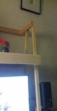 建築三昧「杉材をつかった木工」成果品第四号ラック - 設計事務所 arkilab