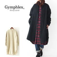 Gymphlex [ジムフレックス] FLEECE THERMAL INSULATION NO COLLAR SHIRTS [J-1449 LTI] フリースサーマルインサレーション・LADY'S - refalt blog