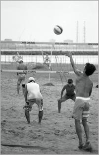 beach Volleyball - 心のカメラ   more tomorrow than today ...