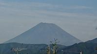 今日の富士山とその湧き水で出来ている小浜池で久しぶりのおしゃべり - 楽しく元気に暮らします