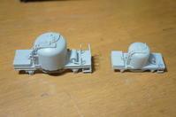 【鉄道模型・N】RhB セメントサイロ貨車を作る・3 - kazuの日々のエキサイトな企み!