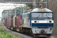 2020 10 7 EF210-136 - kudocf4rの鉄道写真とカメラの部屋2nd