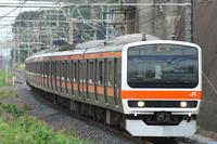 2020 10 7 武蔵野線 209系 M81編成 - kudocf4rの鉄道写真とカメラの部屋2nd